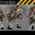 thumbs ghostbusters fan art 098