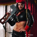 thumbs gina carano as natasha volkova