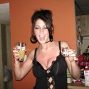 thumbs hot girls drinking alcohol 8