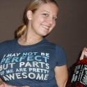 thumbs girls tshirt 42