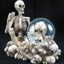 thumbs globe skeleton