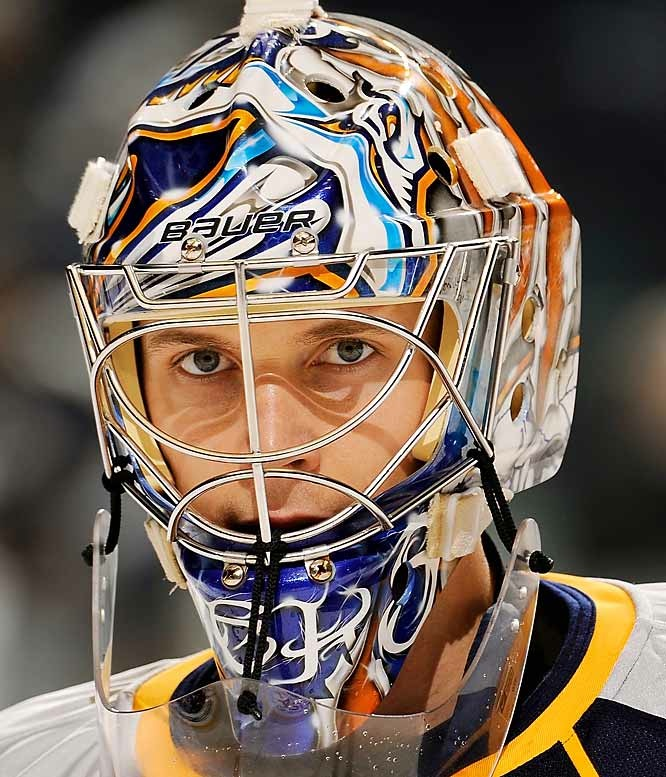 A goalie mask gallery for The mask photos gallery