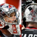 thumbs carolina hurricanes cam ward goalie mask