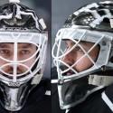 thumbs los angeles kings jhonas enroth goalie mask