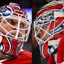 thumbs montreal canadiens ben scrivens goalie mask