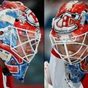 thumbs montreal canadiens mike condon goalie mask