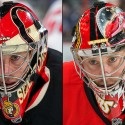 thumbs ottawa senators craig anderson goalies mask