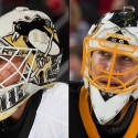 thumbs pittsburgh penguins jeff zatkoff goalie mask