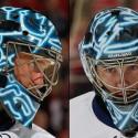thumbs tampa bay lightning ben bishop goalie mask