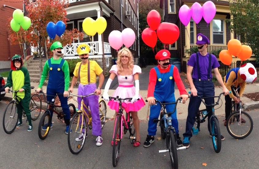 Halloween Costume Group 11