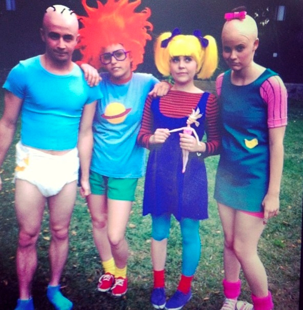 The 100 Group: 100 Epic Group Halloween Costumes