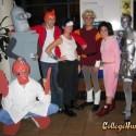 thumbs group costume halloween 025