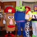 thumbs group costume halloween 059