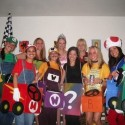thumbs group costume halloween 064