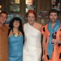thumbs group costume halloween 066