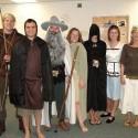 thumbs group costume halloween 082