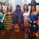 thumbs group costume halloween 094