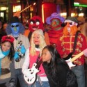 thumbs group costume halloween 096