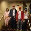 thumbs group costume halloween 103
