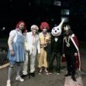 thumbs group costume halloween 105