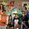 thumbs group costume halloween 106