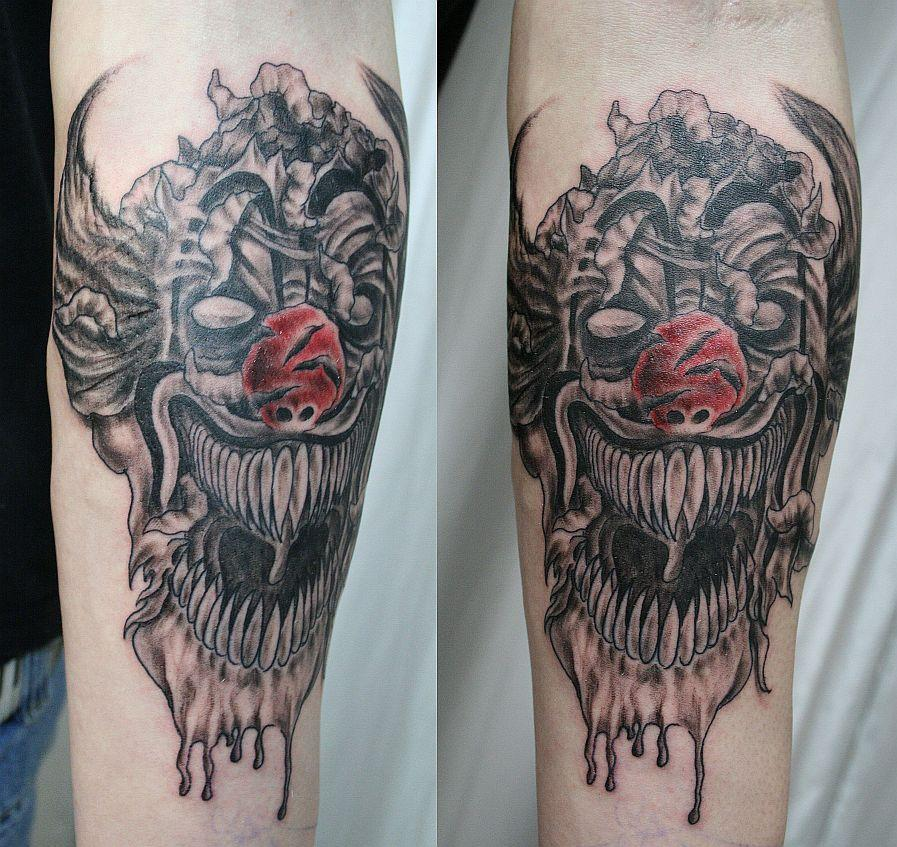 40 Must See Tattoos For Halloween: Creepy, Spooky, Scary Halloween Tattoos