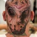 thumbs jason voorhees friday 13th halloween tattoo