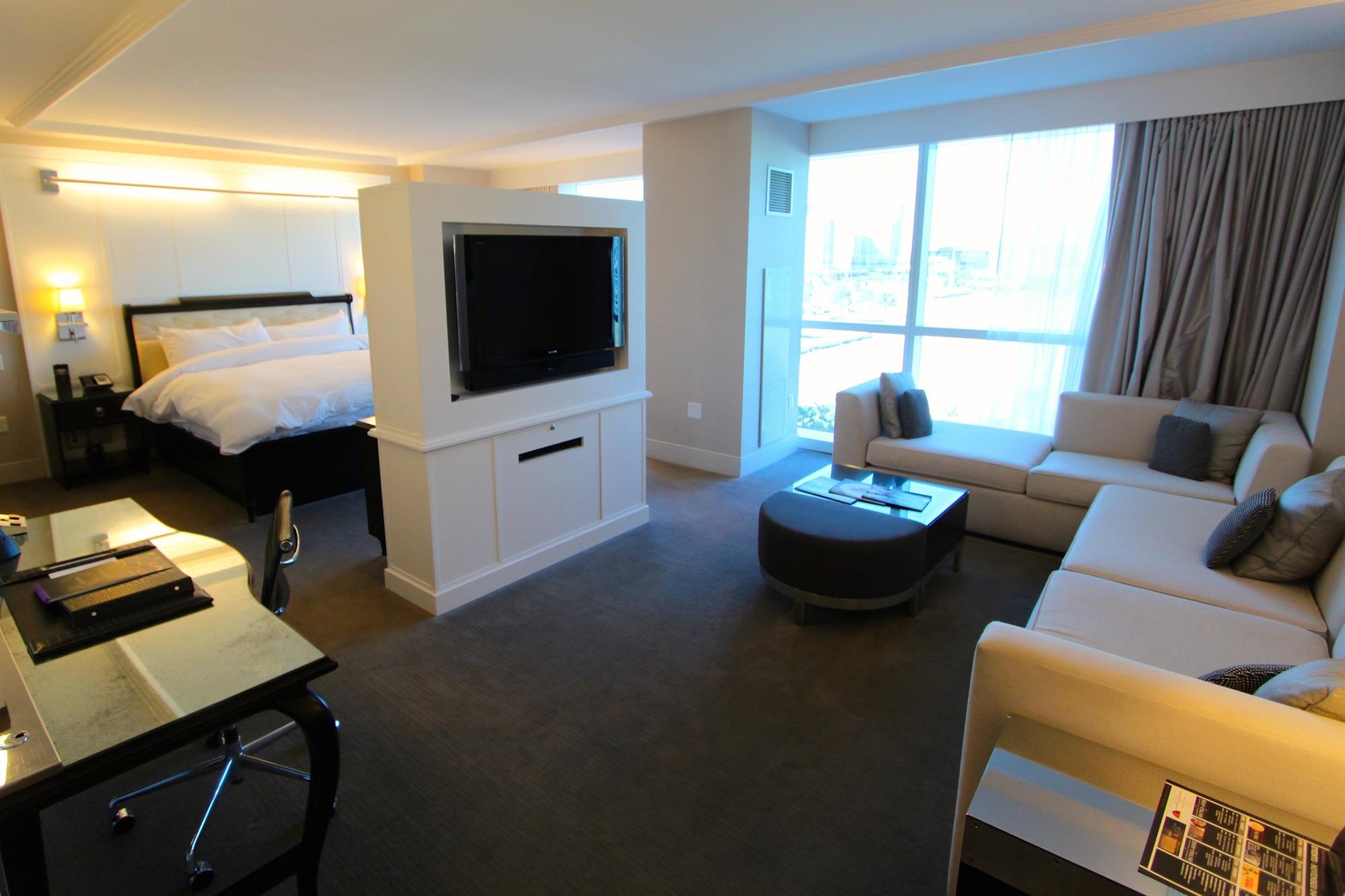 Thumbs Hard Rock Hotel Room 3