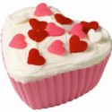 thumbs heart cupcake 2