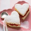 thumbs heart strawberry shortcake