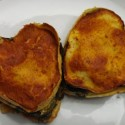 thumbs heart vegan lasagna