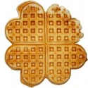 thumbs heart waffles
