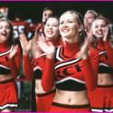 thumbs high school cheerleader 08