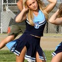 thumbs high school cheerleader 11