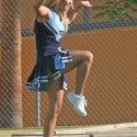 thumbs high school cheerleader 12