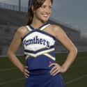 thumbs high school cheerleader 18