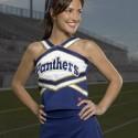 thumbs high school cheerleader 18