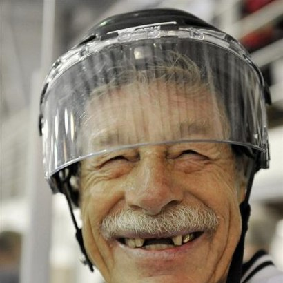 Happy Thanksgiving >> A Look at Hockey Smiles