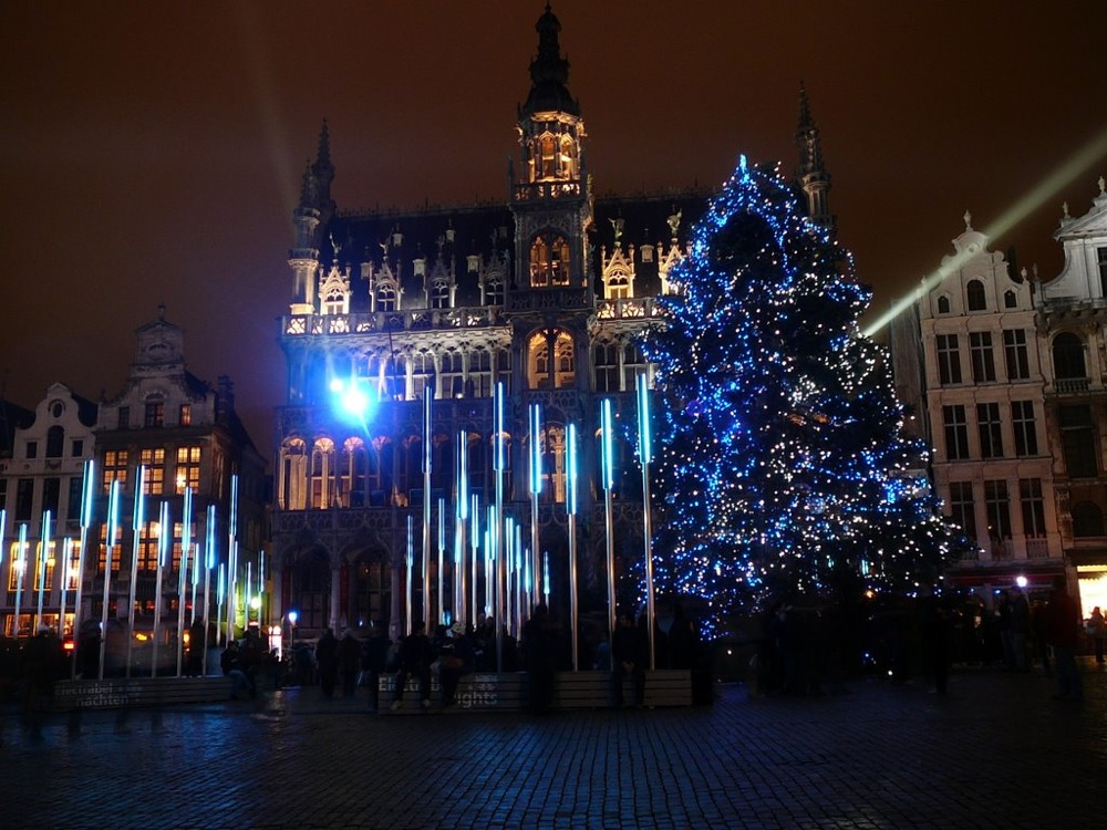 Unique Christmas Tree Lights