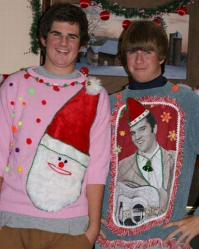 Hideous Homemade Sweater | Ugly Christmas Sweaters for Sale | Vintage