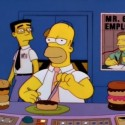 thumbs homer simpson donuts 13