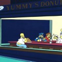 thumbs homer simpson donuts 17