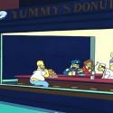 thumbs homer simpson donuts 17
