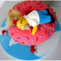 thumbs homer simpson donuts 18