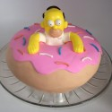 thumbs homer simpson donuts 21