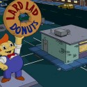 thumbs homer simpson donuts 22