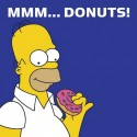 thumbs homer simpson donuts 23