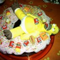 thumbs homer simpson donuts 24
