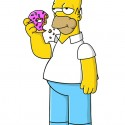 thumbs homer simpson donuts 26