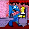 thumbs homer simpson donuts 28